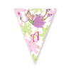 fairy party bunting editable