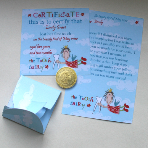 tooth fairy kit editable tooth fairy letter certificate kit pink